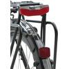 Axa Blueline50 Steady Cykellygter StVZO gennemsigtig